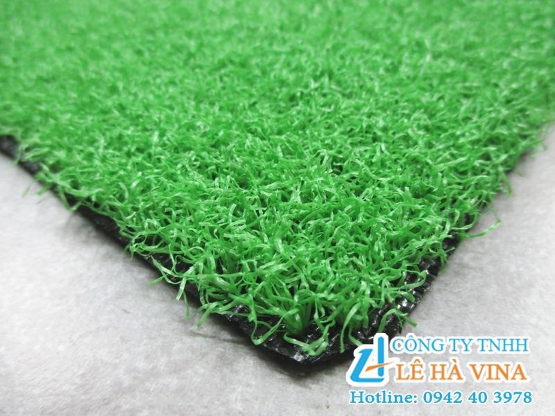 Cỏ nhân tạo sân golf LH50AT, Cỏ nhân tạo sân golf, Cỏ nhân tạo, Cỏ, Sợi cỏ màu xanh
