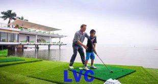 Cỏ nhân tạo sân golf, Thi công cỏ nhân tạo, Sân golf, Sân vườn, Cỏ tự nhiên