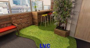 Cỏ nhân tạo sân vườn giá rẻ, Cỏ nhân tạo sân vườn, LeHa Vina, Cỏ nhân tạo sân vườn giá rẻ tại TP.HCM, Sợi cỏ