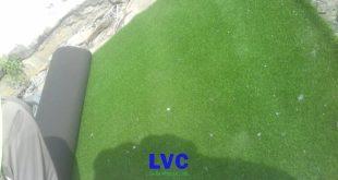 Thi công cỏ nhân tạo sân vườn, Cỏ nhân tạo, Cỏ nhân tạo trang trí sân vườn, Leha Vina, Cỏ nhựa nhân tạo