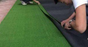 Công trình sân golf, Cỏ nhân tạo, Sân golf mini, Thiết kế sân golf trong nhà, Công ty LeHa Vina