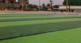 Sân bóng, Công trình sân bóng, Công ty LeHa Vina, Cỏ nhân tạo, Sân bóng đá