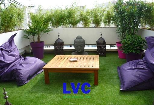 Cỏ nhân tạo trong nhà, Cỏ nhân tạo, Sân vườn, Làm cỏ nhân tạo trong nhà, Thiết kế sân vườn