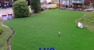 Làm sân golf, Sân golf, Công ty LeHa Vina, Sân golf nhân tạo, Thi công cỏ nhân tạo sân golf