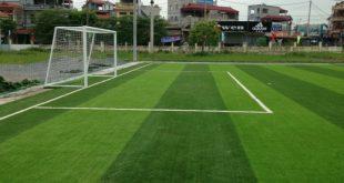 Xây dựng sân bóng đá cỏ nhân tạo, Cỏ nhân tạo, Sân bóng đá, Thi công cỏ nhân tạo sân bóng, Kinh doanh sân bóng