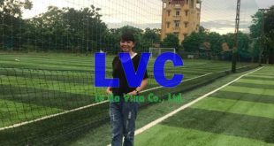 Thi công sân bóng, Công ty Lê Hà Vina, Sân bóng cỏ nhân tạo, Công trình sân bóng cỏ nhân tạo, Cỏ nhân tạo