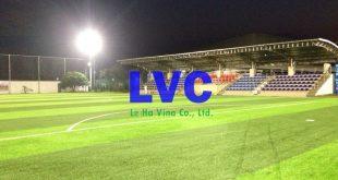Giá đèn chiếu sáng sân bóng đá, Sân bóng đá nhân tạo, Hệ thống đèn chiếu sáng, Sân bóng đá, Sân bóng đá mini