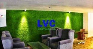 Thảm cỏ nhựa, Công ty Lê Hà Vina, Cỏ nhân tạo, Mua cỏ nhựa treo tường, Cỏ tự nhiên