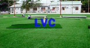 Thi công sân cỏ nhân tạo, Công ty Lê Hà, Cỏ nhân tạo, Sân cỏ nhân tạo, Lắp cỏ nhân tạo