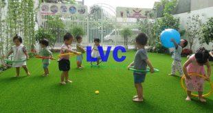 Sân cỏ nhân tạo, Cỏ nhân tạo, Sân vườn cỏ nhân tạo, Sân cỏ, Công ty Lê Hà Vina