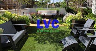 Vườn trên sân thượng, Cỏ nhân tạo, Vườn cỏ nhân tạo, Vườn mini, Sân vườn cỏ nhân tạo
