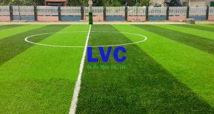 Sân bóng cỏ nhân tạo, Sân bóng cỏ thật, Cỏ nhân tạo, Sân banh cỏ nhân tạo, Thi công sân cỏ nhân tạo