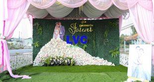 Thảm cỏ nhân tạo trang trí đám cưới, Thảm cỏ nhân tạo trang trí, Thảm cỏ nhân tạo, Công ty Lê Hà Vina, Cỏ nhân tạo để trang trí