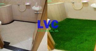 Thảm cỏ nhân tạo trải nhà tắm, Thảm cỏ nhân tạo, Địa chỉ cung cấp thảm cỏ, Cỏ nhân tạo, Mua thảm cỏ nhân tạo
