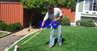 Vệ sinh cỏ nhân tạo, Chăm sóc vệ sinh cỏ nhân tạo, Lê Hà Vina, Chăm sóc cỏ nhân tạo, Thảm cỏ