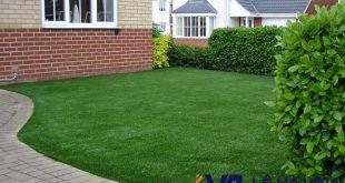 Thảm cỏ giả trải lối đi sân vườn, Thảm cỏ giả, Cỏ nhân tạo, Lê Hà Vina, Cỏ giả trải sàn