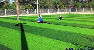 Thi công cỏ nhân tạo sân bóng, Sân cỏ nhân tạo, Cỏ nhân tạo, Làm sân cỏ, Đơn vị thi công sân bóng cỏ nhân tạo, Dịch vụ thi công cỏ nhân tạo sân bóng