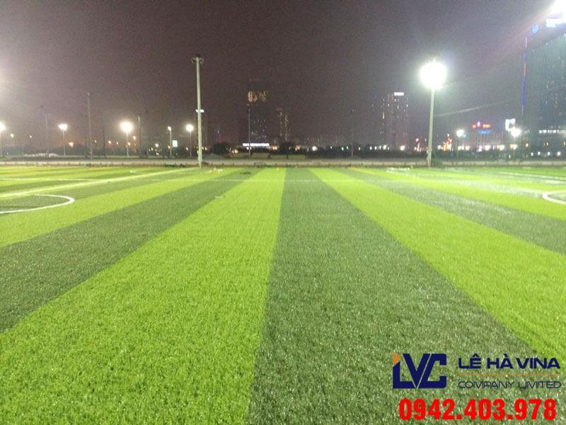 Cỏ nhân tạo sân bóng đá, Lê Hà Vina, Cỏ nhân tạo LH21DB, Sân bóng đá cỏ nhân tạo, Cỏ nhân tạo