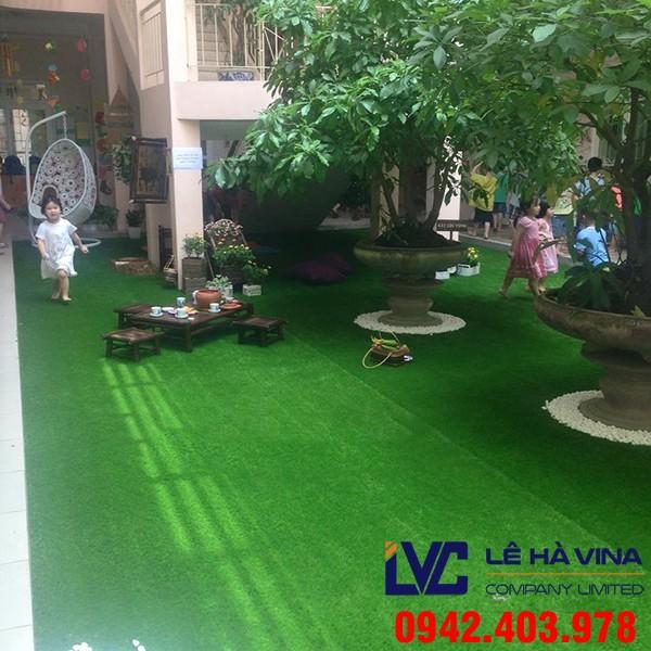 Giá thảm cỏ nhựa trang trí, Thảm cỏ tại Lê Hà Vina, Thảm cỏ nhựa trang trí, Cỏ nhân tạo giá rẻ, Cỏ nhân tạo
