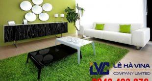 Trang trí cỏ nhân tạo trong nhà, Trang trí cỏ nhân tạo, Cỏ nhân tạo, Lê Hà Vina, Cỏ tự nhiên