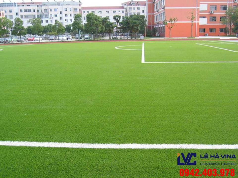 Cỏ sân bóng đá, Cỏ nhân tạo cao cấp, Địa chỉ cung cấp cỏ nhân tạo, Giá cỏ sân bóng đá, Giá cỏ nhân tạo