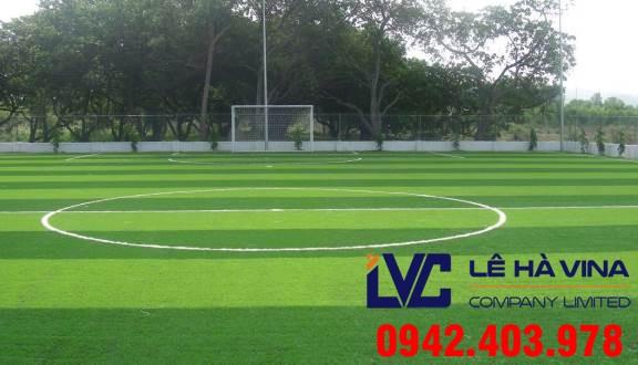 Sân cỏ nhân tạo, Cỏ nhân tạo, Lê Hà Vina, Chi phí bảo trì cỏ nhân tạo, Cỏ tự nhiên