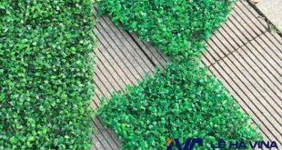 Thảm cỏ nhựa trang trí, Cỏ nhựa trang trí, Lê Hà Vina, Cỏ nhân tạo, Cỏ nhựa